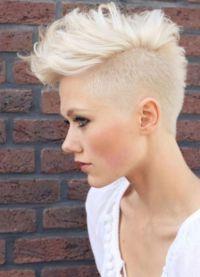 стрижки на короткие волосы 2016 10