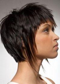 стрижки на короткие волосы 2016 6