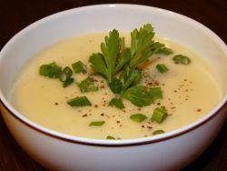 суп пюре из сельдерея