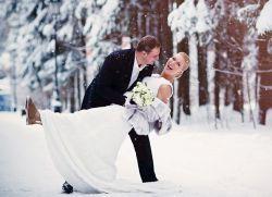 Свадьба в декабре - приметы