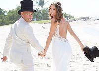 свадьбы знаменитостей в 2014 году 1