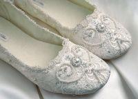Свадебные балетки 9