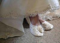 Свадебные балетки 4