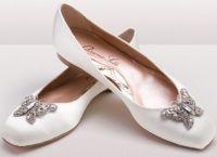 Свадебные балетки 7
