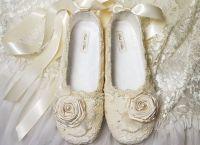 Свадебные балетки 8