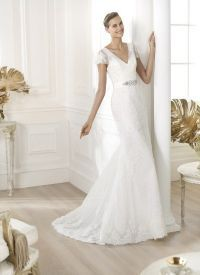 Свадебные платья Рronovias 2014 9