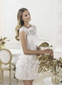 Свадебные платья Рronovias 2014 1