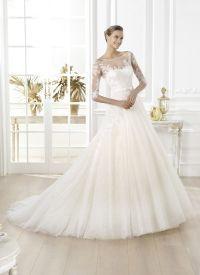 Свадебные платья Рronovias 2014 3