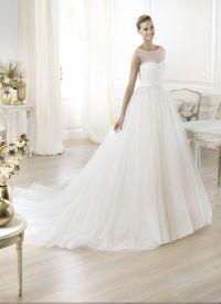 Свадебные платья Рronovias 2014 4