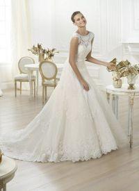 Свадебные платья Рronovias 2014 7