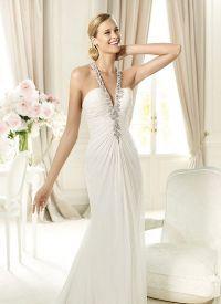 Свадебные платья Рronovias 2014 8