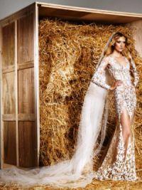 свадебные платья тренды 2015 9