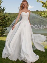 свадебные платья тренды 2015 10