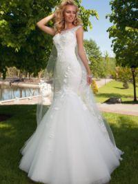 свадебные платья тренды 2015 11