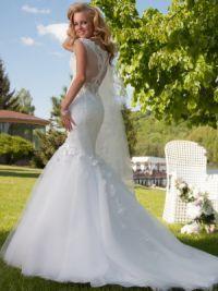 свадебные платья тренды 2015 12