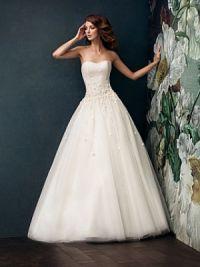 свадебные платья тренды 2015 13