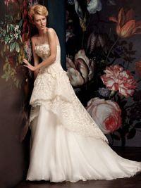 свадебные платья тренды 2015 14