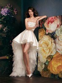 свадебные платья тренды 2015 15