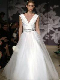 свадебные платья тренды 2015 16