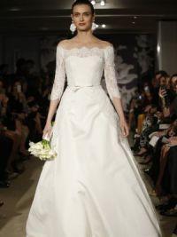 свадебные платья тренды 2015 18