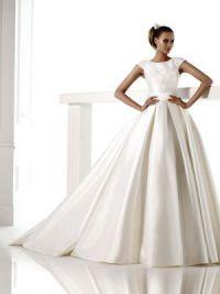 свадебные платья тренды 2015 3