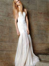 свадебные платья тренды 2015 4
