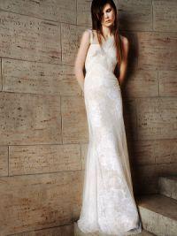 свадебные платья тренды 2015 5