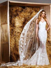 свадебные платья тренды 2015 7