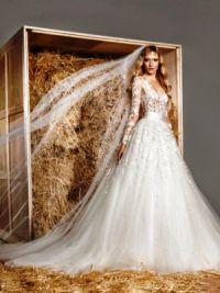свадебные платья тренды 2015 8
