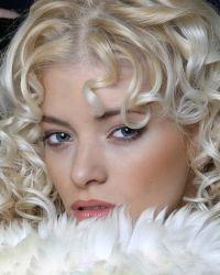 Cвадебный макияж для блондинок 2
