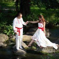 Свадебный обряд на руси