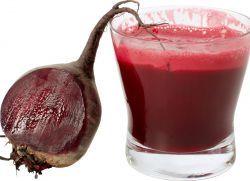 Свекольный сок - польза и вред для печени