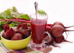 Свекольный сок – польза и вред