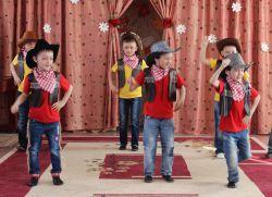 танцы для детей средней группы детского сада