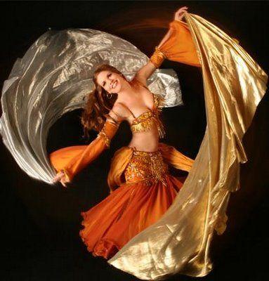 Танец живота: философия танца