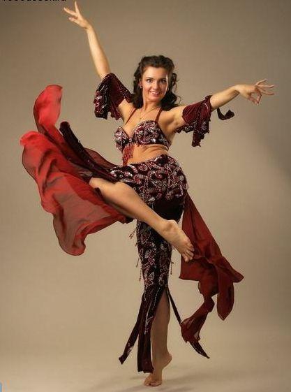 Танец живота: гарантия отличного настроения и раскрепощённости