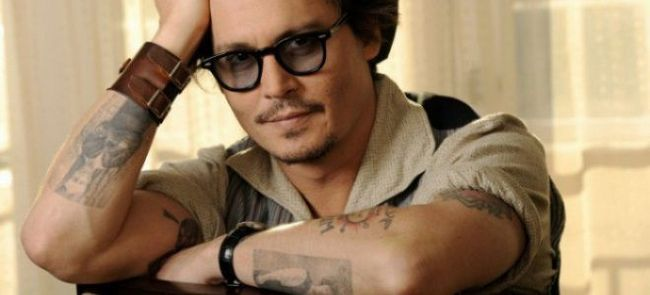 Tatuaje Johnny Depp
