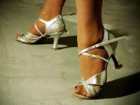 Туфли для бальных танцев 1