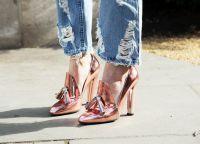 туфли под джинсы 5