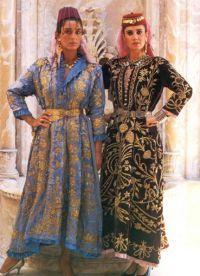 турецкая национальная одежда 1