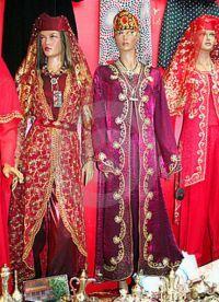 турецкая национальная одежда 11