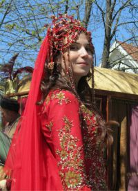 турецкая национальная одежда 12