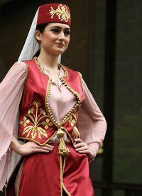 турецкая национальная одежда 2