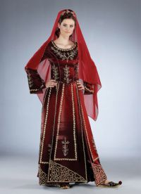 турецкая национальная одежда 3