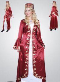 турецкая национальная одежда 7