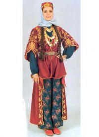 турецкая национальная одежда 8