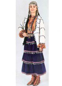 турецкая национальная одежда 9