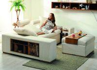 Угловой диван с баром1