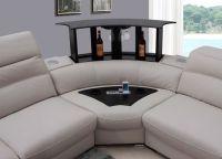 Угловой диван с баром5