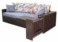 Угловой диван с баром8
